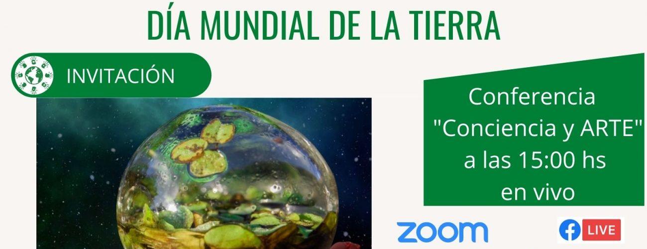 22/4 – Día Mundial de la Tierra – Debate de reflexión con artistas y organizaciones