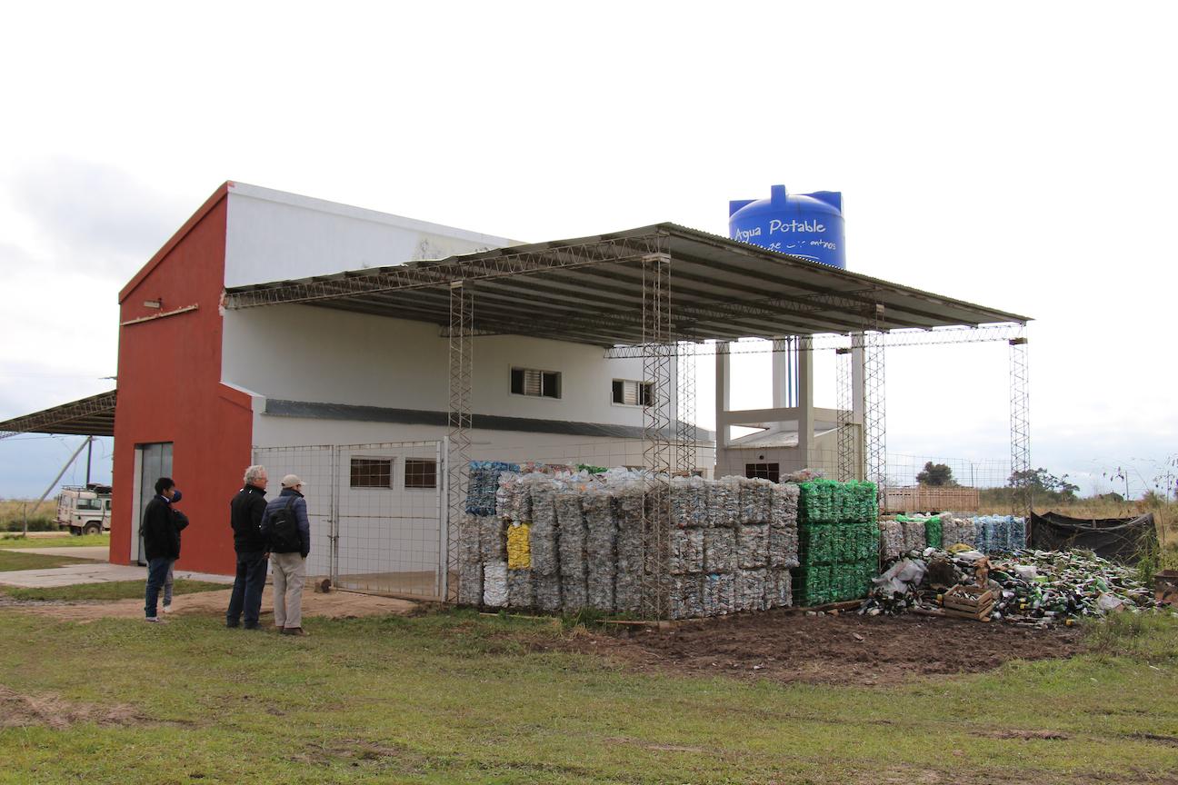 Centro de clasificación Colonia Carlos Pellegrini, Corrientes