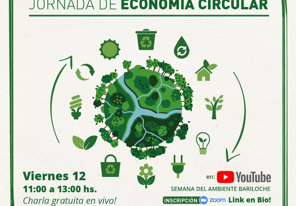 Jornada de Economía Circular 12.6. / 11 hs ARG