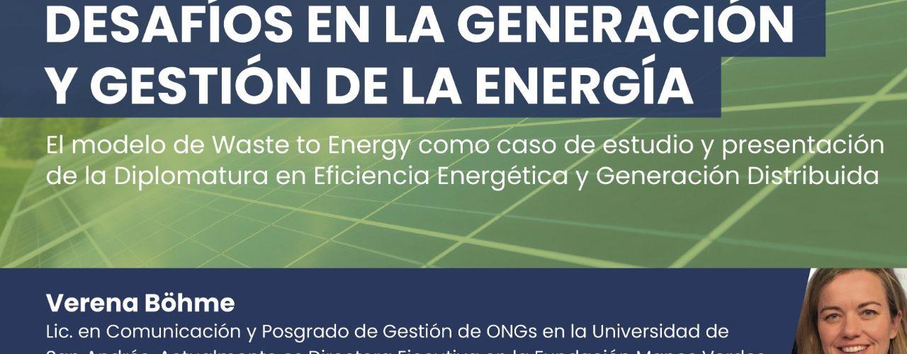 22/6 – Conferencia UNSO sobre Generación Distribuida y Waste2Energy